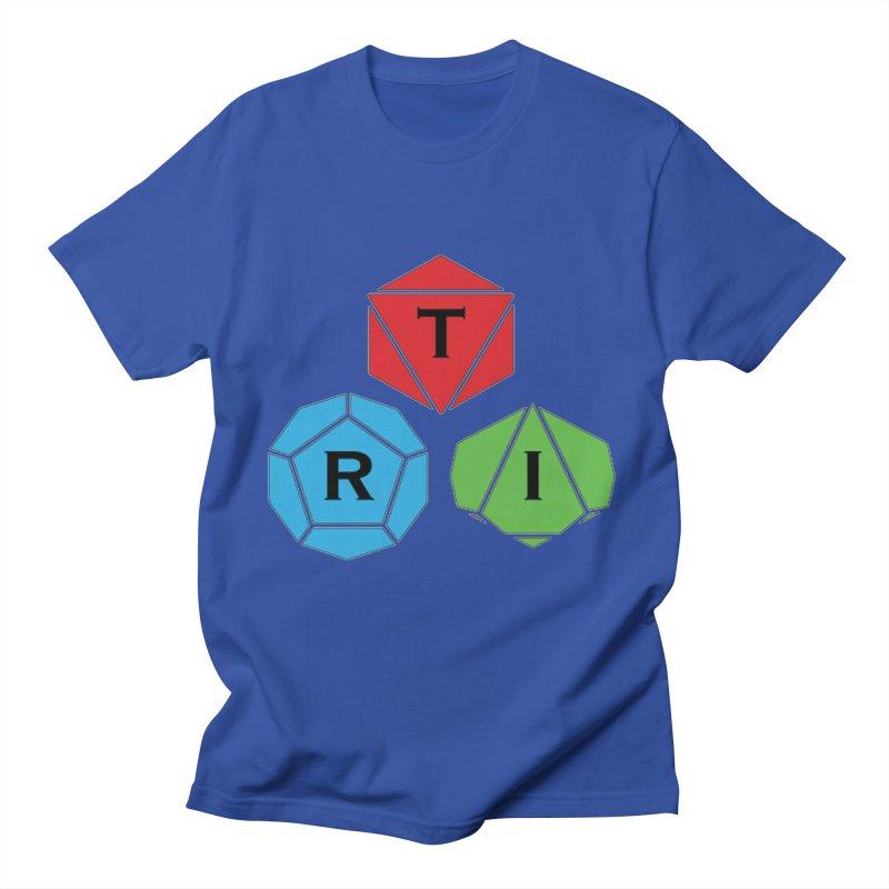 TRI Logo (Color) Men's T-Shirt by The Role Initiative's Artist Shop