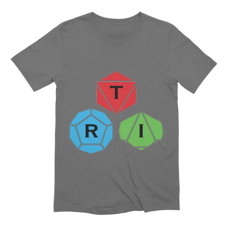 TRI Logo (Color) Men's Extra Soft T-Shirt by The Role Initiative's Artist Shop