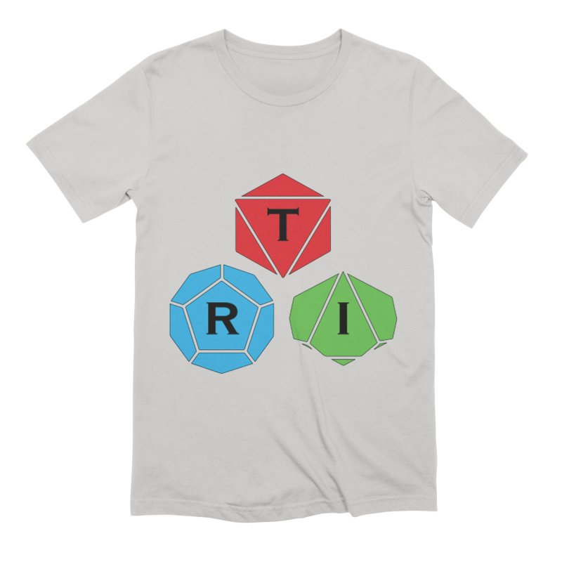 TRI Logo (Color) Men's Extra Soft T-Shirt by The Role Initiative's Artist Shop