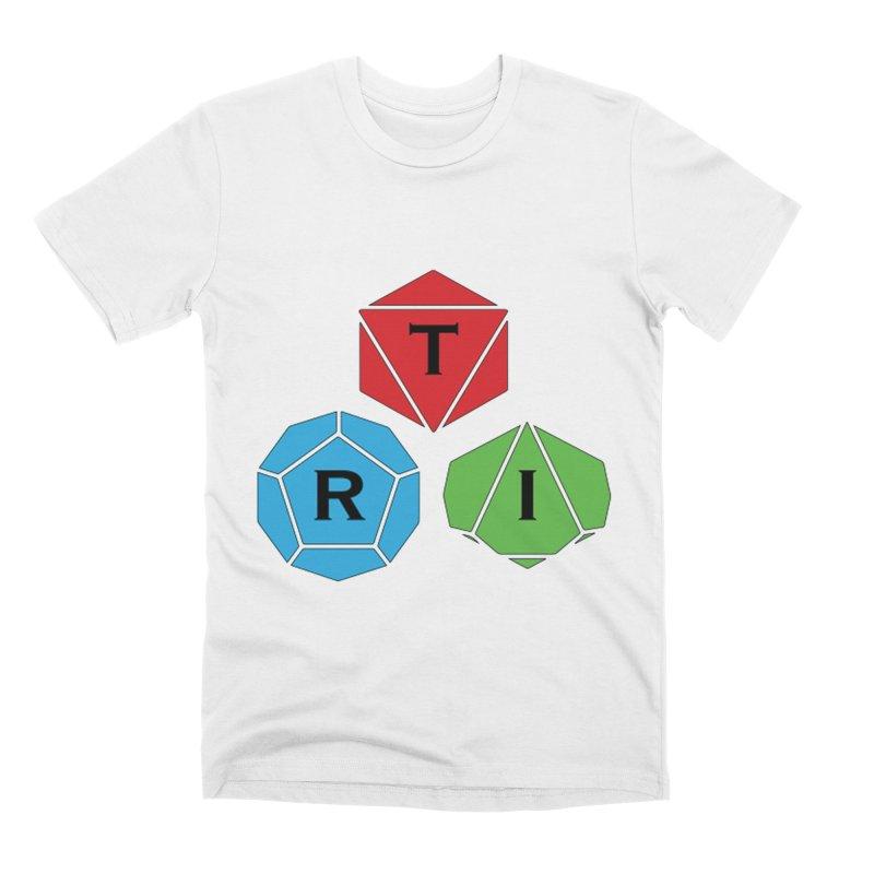 TRI Logo (Color) Men's Premium T-Shirt by The Role Initiative's Artist Shop