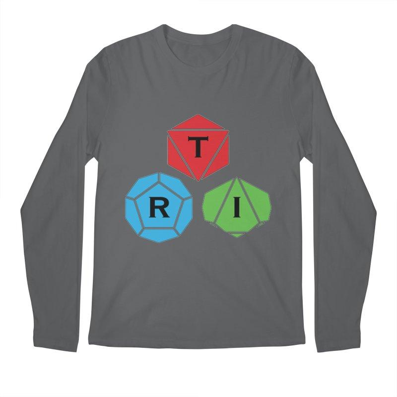 TRI Logo (Color) Men's Longsleeve T-Shirt by The Role Initiative's Artist Shop