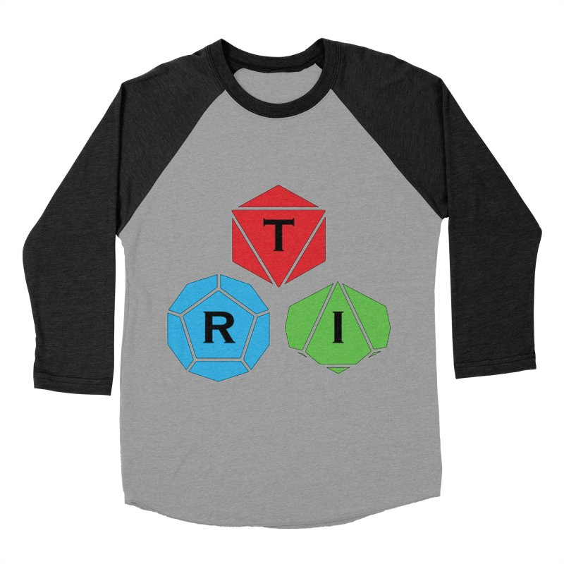 TRI Logo (Color) Men's Longsleeve T-Shirt by The Role Initiative's Artist Shop