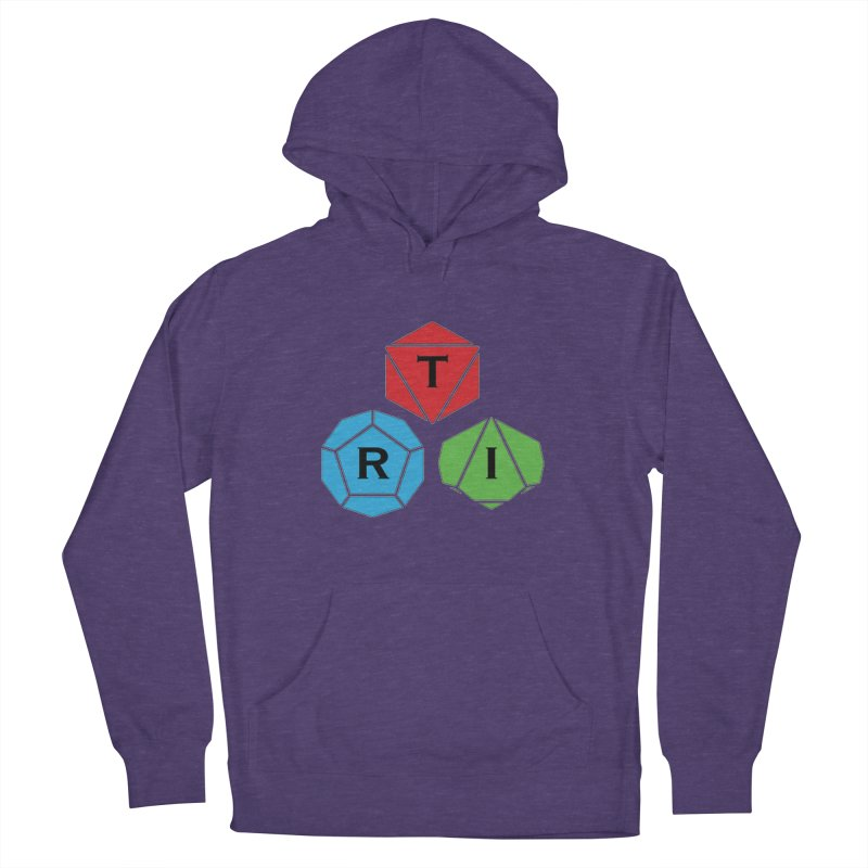 TRI Logo (Color) Men's Pullover Hoody by The Role Initiative's Artist Shop