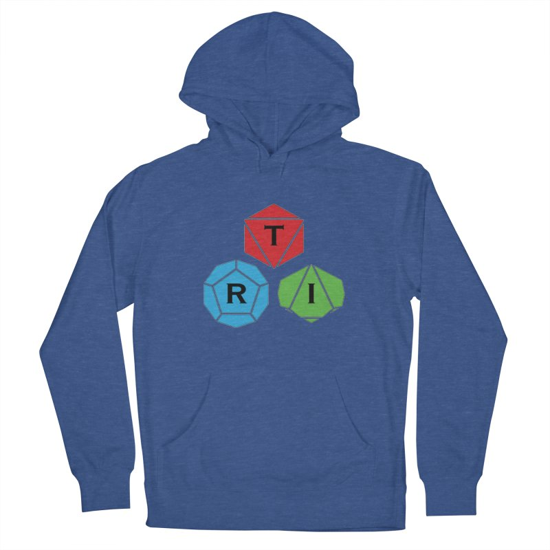 TRI Logo (Color) Women's Pullover Hoody by The Role Initiative's Artist Shop