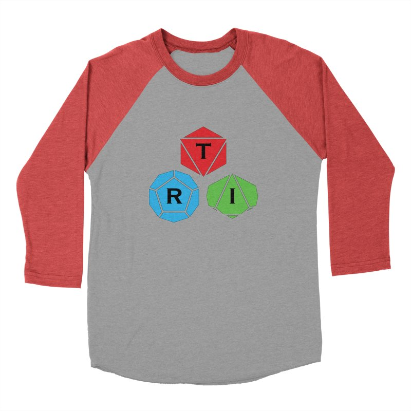 TRI Logo (Color) Women's Longsleeve T-Shirt by The Role Initiative's Artist Shop