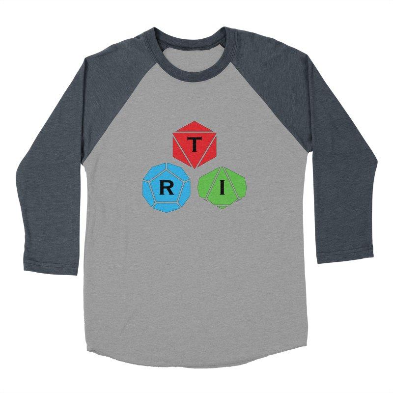 TRI Logo (Color) Women's Longsleeve T-Shirt by The Role Initiative's Artist Shop