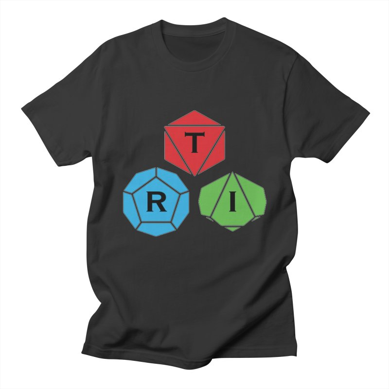 TRI Logo (Color) Women's Regular Unisex T-Shirt by The Role Initiative's Artist Shop