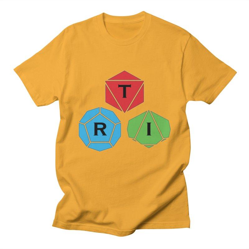 TRI Logo (Color) Women's Regular Unisex T-Shirt by The Role Initiative's Artist Shop