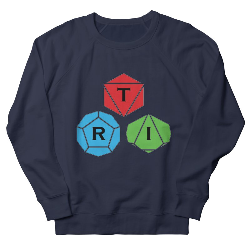 TRI Logo (Color) Men's Sweatshirt by The Role Initiative's Artist Shop