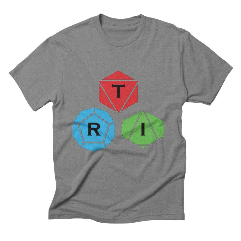 TRI Logo (Color) Men's T-Shirt by The Role Initiative's Artist Shop