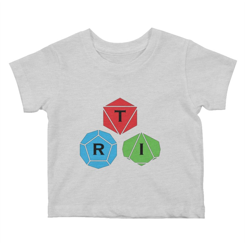 TRI Logo (Color) Kids Baby T-Shirt by The Role Initiative's Artist Shop