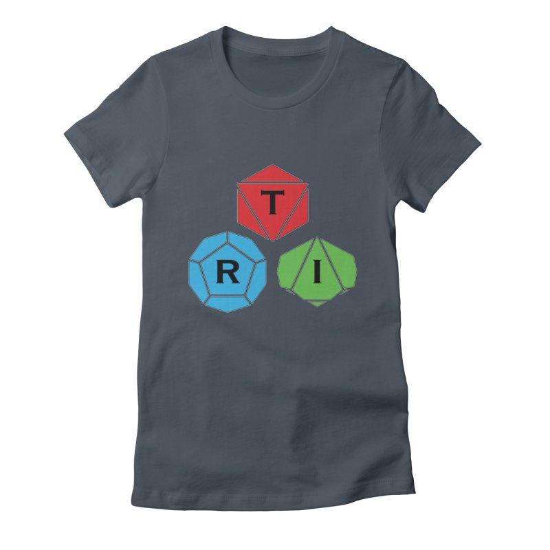 TRI Logo (Color) Women's T-Shirt by The Role Initiative's Artist Shop