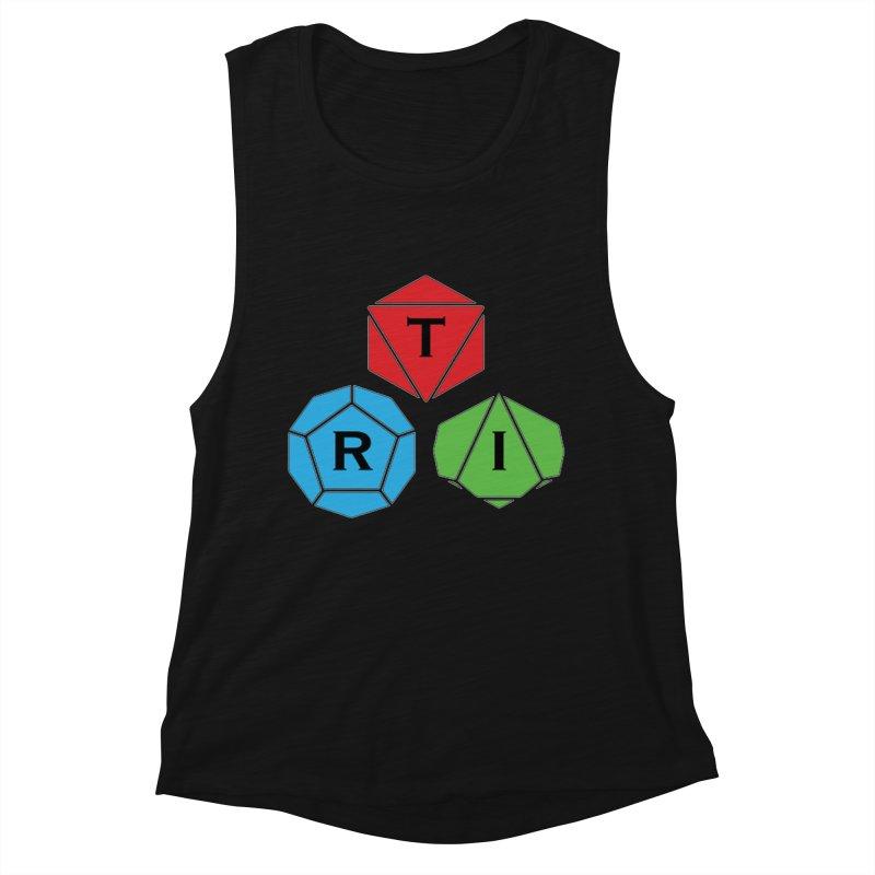 TRI Logo (Color) Women's Tank by The Role Initiative's Artist Shop