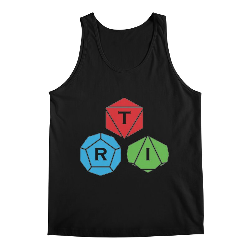 TRI Logo (Color) Men's Regular Tank by The Role Initiative's Artist Shop