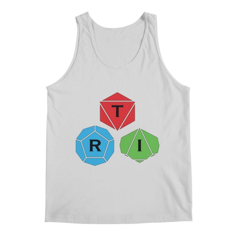 TRI Logo (Color) Men's Tank by The Role Initiative's Artist Shop