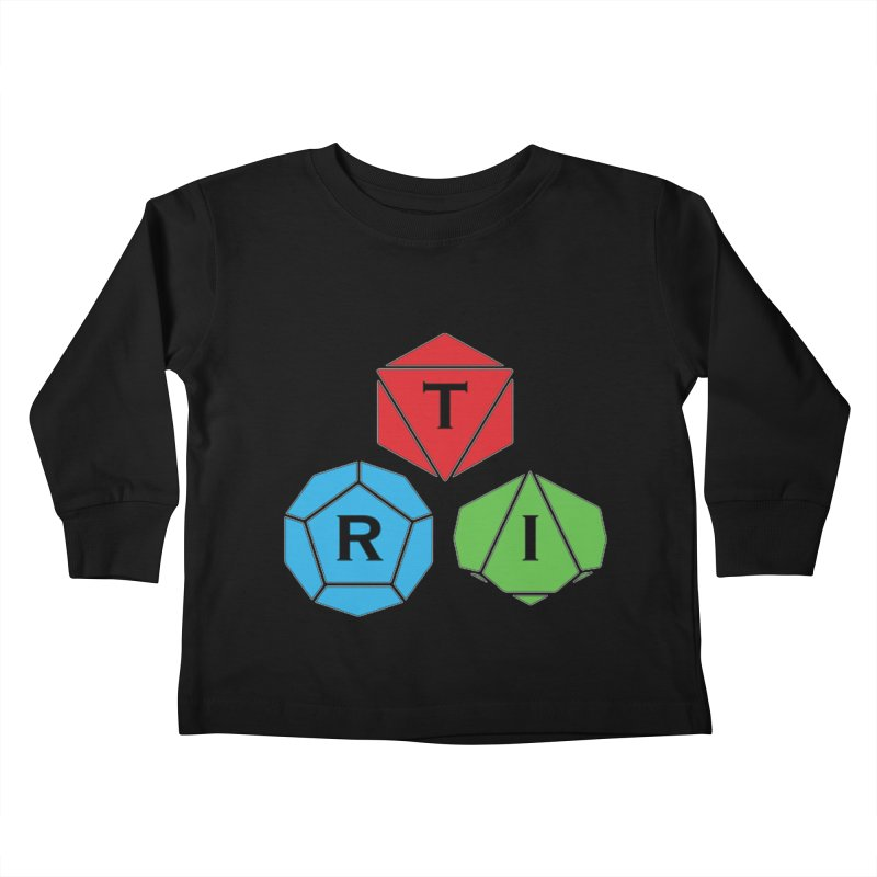 TRI Logo (Color) Kids Toddler Longsleeve T-Shirt by The Role Initiative's Artist Shop