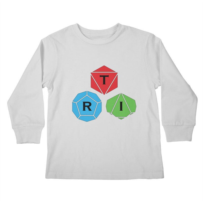 TRI Logo (Color) Kids Longsleeve T-Shirt by The Role Initiative's Artist Shop