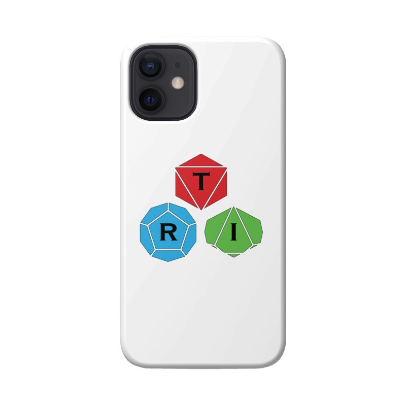TRI Logo (Color) Accessories Phone Case by The Role Initiative's Artist Shop
