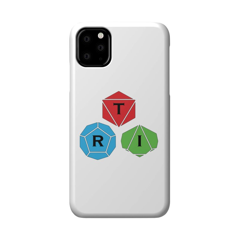TRI Logo (Color) Accessories Phone Case by The Role Initiative's Artist Shop