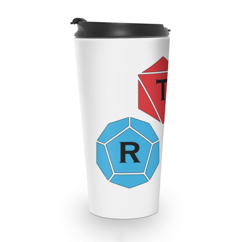 TRI Logo (Color) Accessories Travel Mug by The Role Initiative's Artist Shop