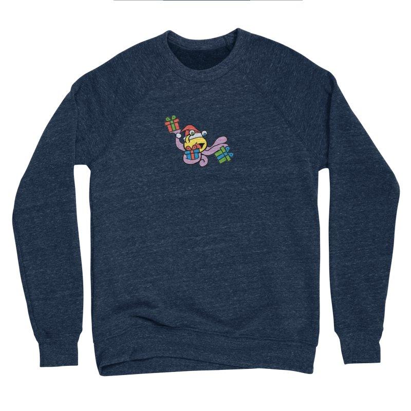 Christmas Flumph Women's Sponge Fleece Sweatshirt by The Role Initiative's Artist Shop