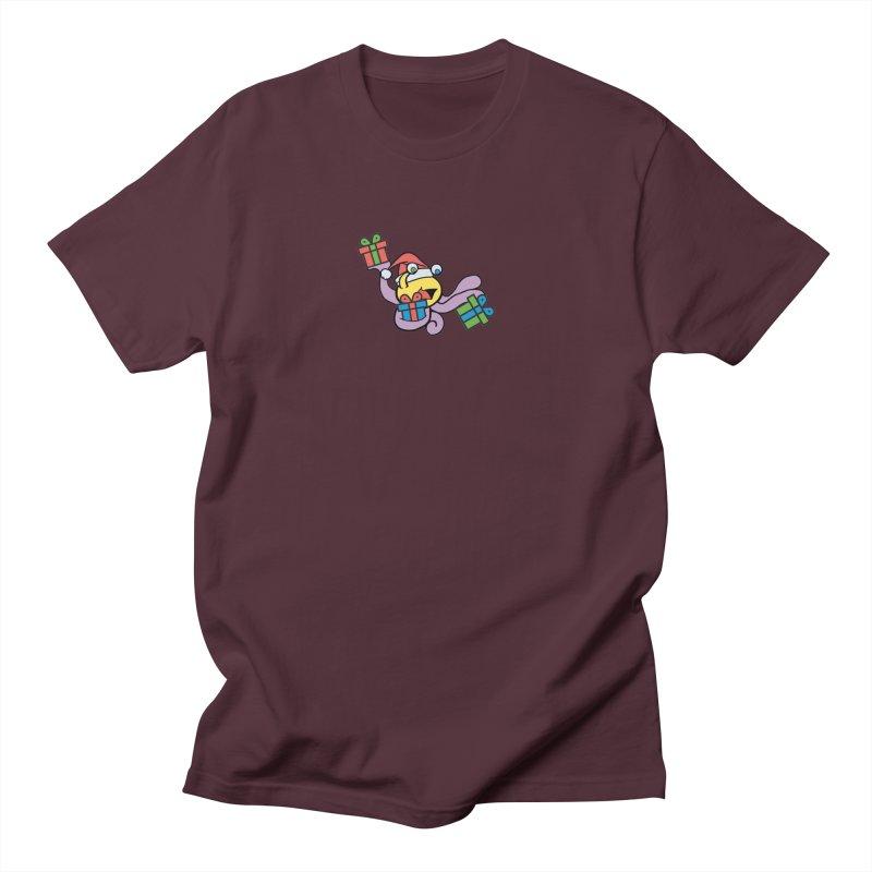 Christmas Flumph Men's Regular T-Shirt by The Role Initiative's Artist Shop