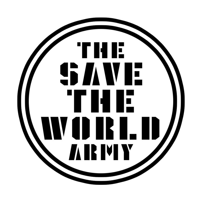 THE SAVE THE WORLD ARMY! Men's Tank by THE SAVE THE WORLD ARMY!