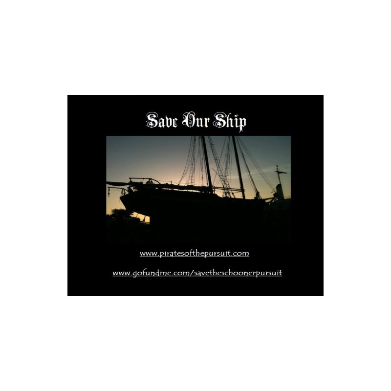 Save Our Ship 2 by The Schooner Pursuit - Ship's Store
