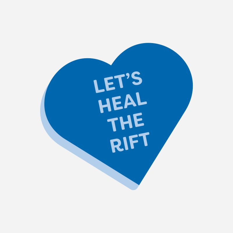Let's Heal the Rift (Magic the Gathering Valentine - Commander / Cyclonic Rift) Men's T-Shirt by The Schwaggering