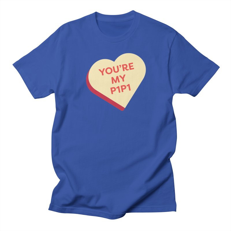 You're My P1P1 (Magic the Gathering Valentine - Draft) Men's T-Shirt by The Schwaggering
