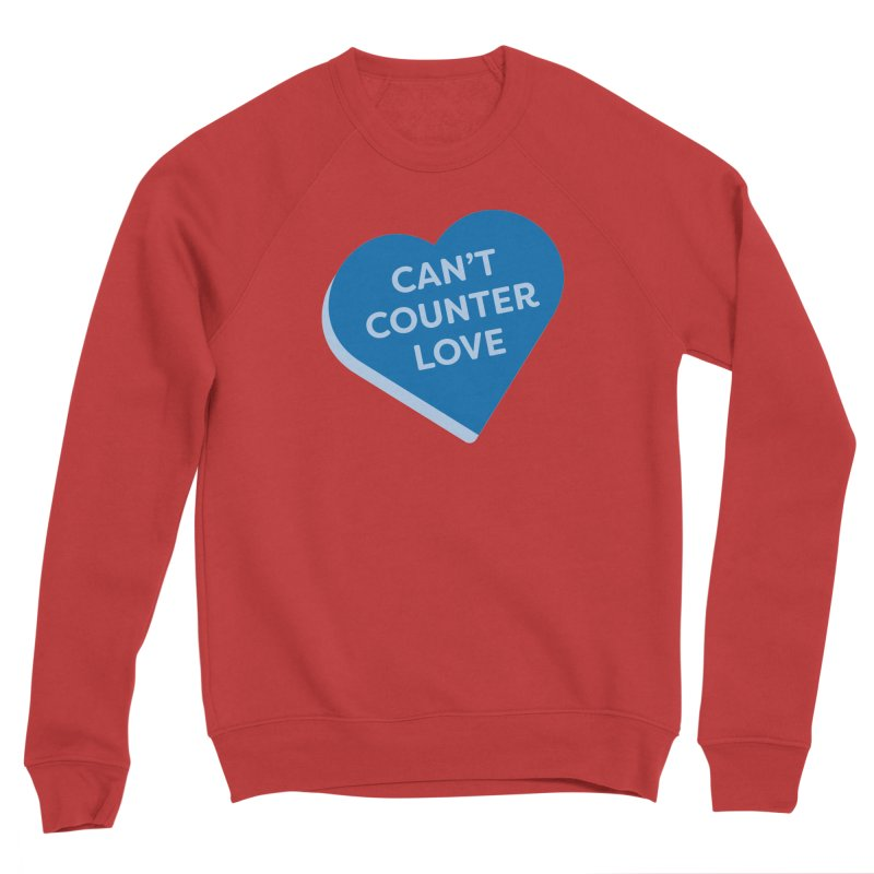 Can't Counter Love (Magic the Gathering Valentine) Women's Sweatshirt by The Schwaggering