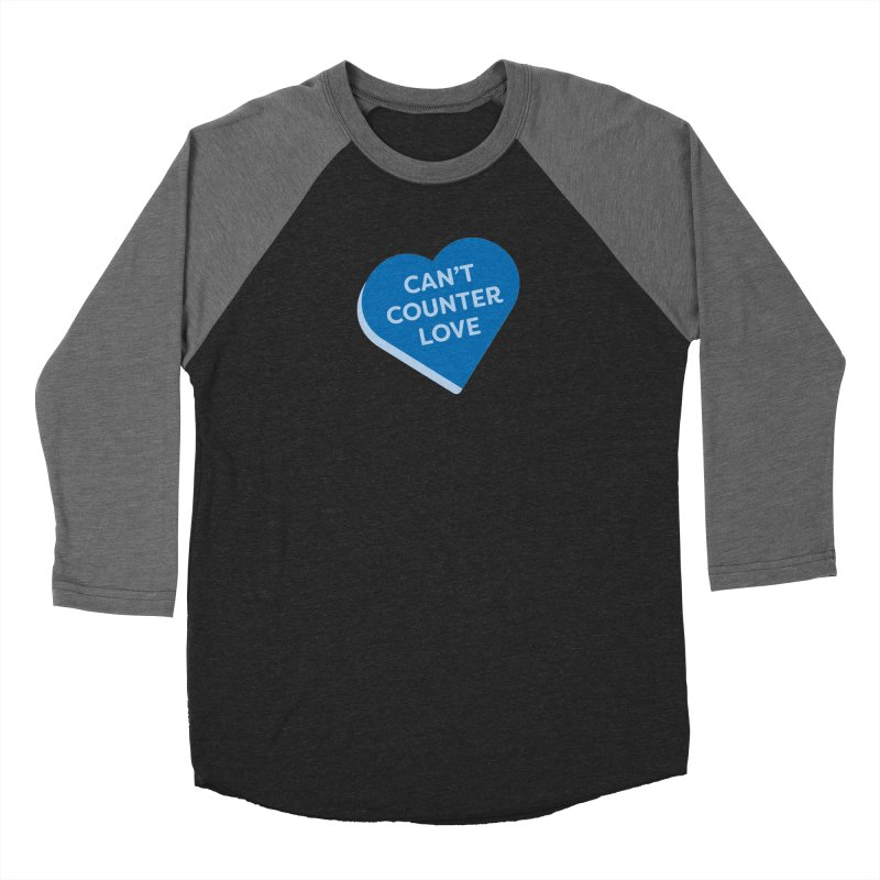 Can't Counter Love (Magic the Gathering Valentine) Women's Longsleeve T-Shirt by The Schwaggering