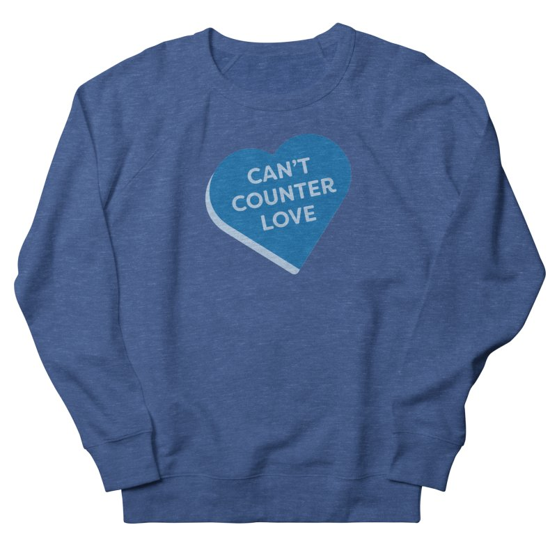 Can't Counter Love (Magic the Gathering Valentine) Men's Sweatshirt by The Schwaggering