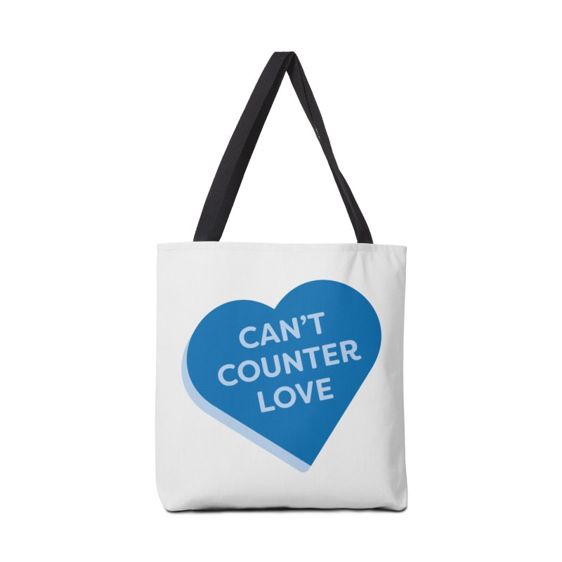 Can't Counter Love (Magic the Gathering Valentine) Accessories Bag by The Schwaggering
