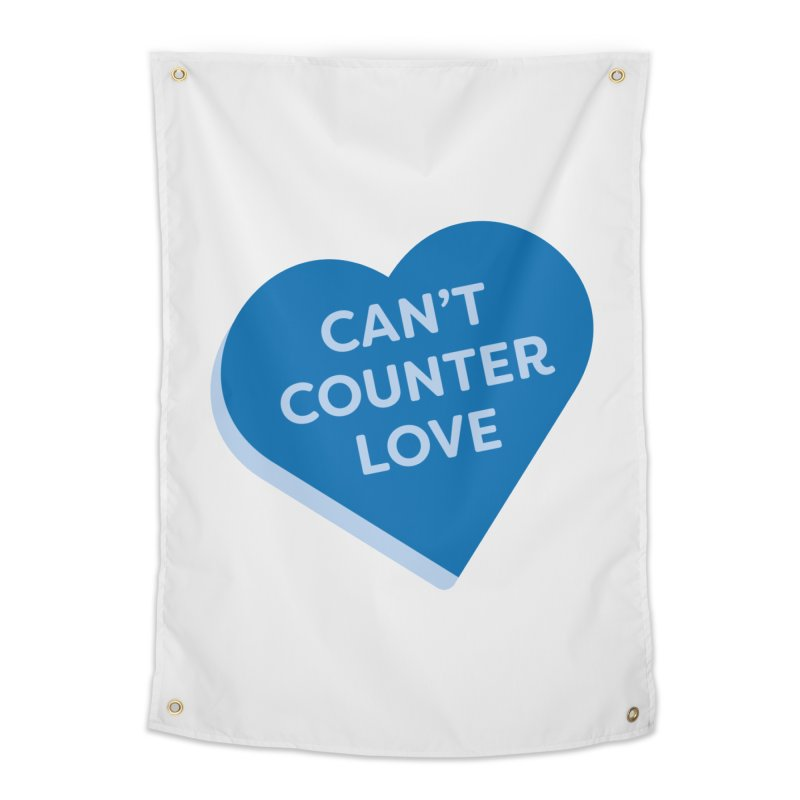 Can't Counter Love (Magic the Gathering Valentine) Home Tapestry by The Schwaggering