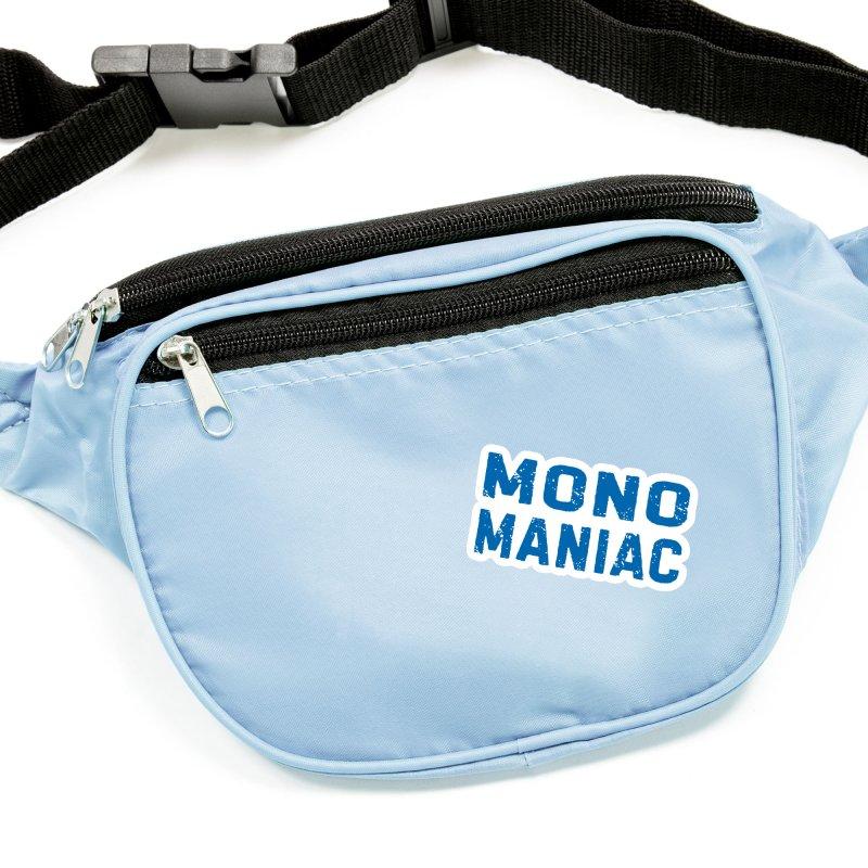 Mono Maniac (Blue) Accessories Sticker by The Schwaggering