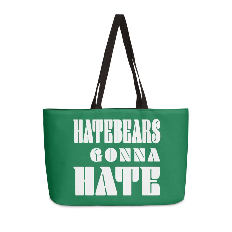 Hatebears Gonna Hate Accessories Bag by The Schwaggering