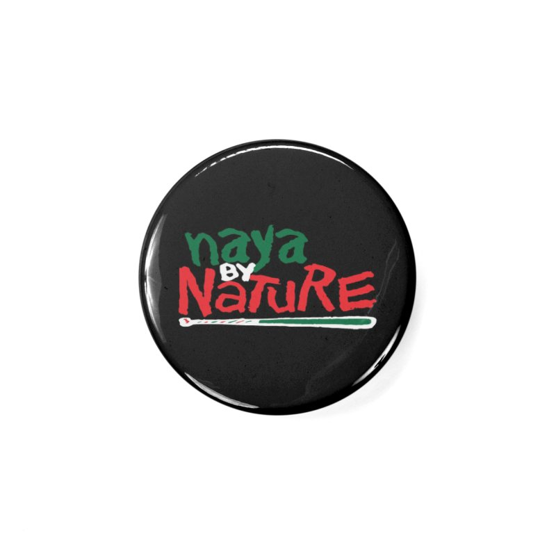 Naya By Nature Accessories Button by The Schwaggering