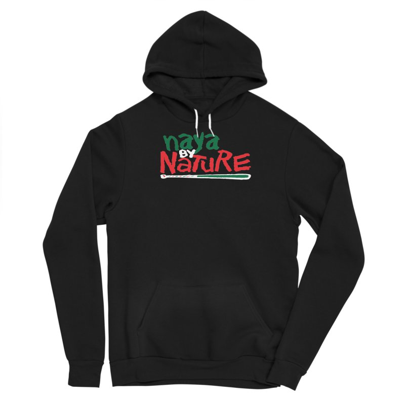 Naya By Nature Men's Pullover Hoody by The Schwaggering