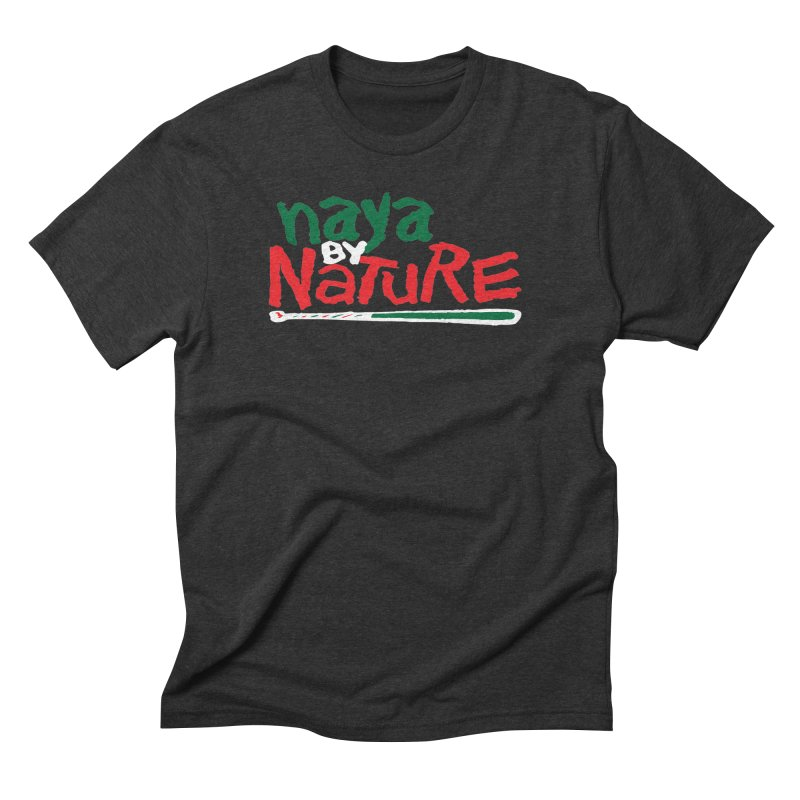 Naya By Nature Men's T-Shirt by The Schwaggering