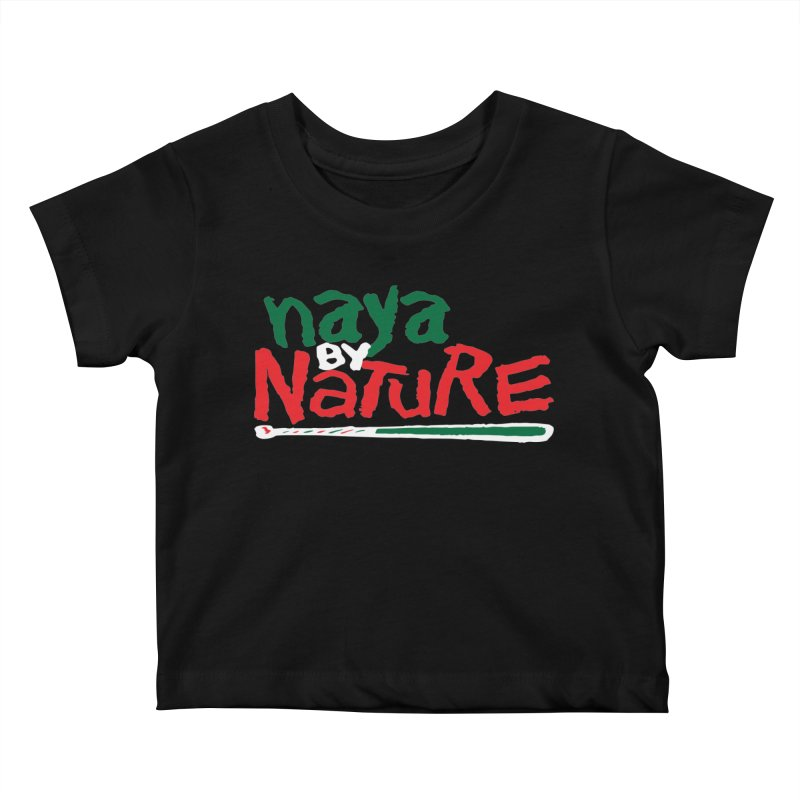 Naya By Nature Kids Baby T-Shirt by The Schwaggering