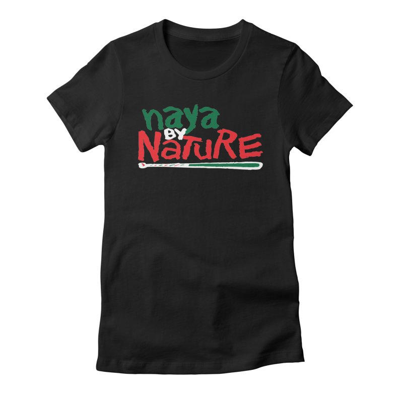 Naya By Nature Women's T-Shirt by The Schwaggering