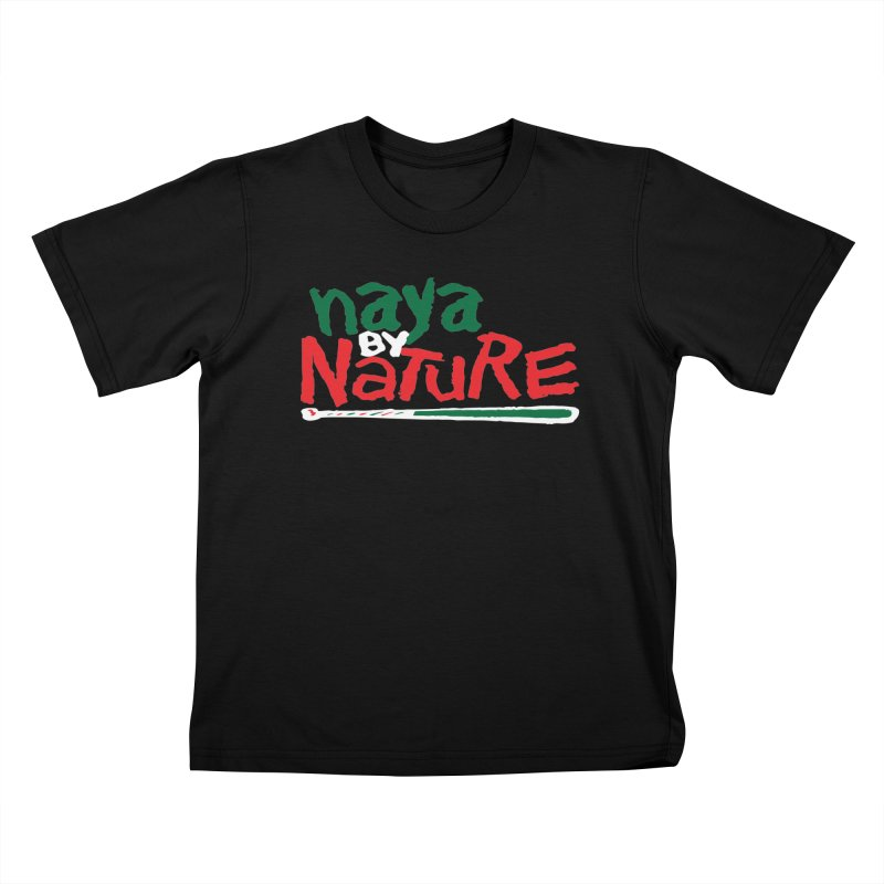 Naya By Nature Kids T-Shirt by The Schwaggering