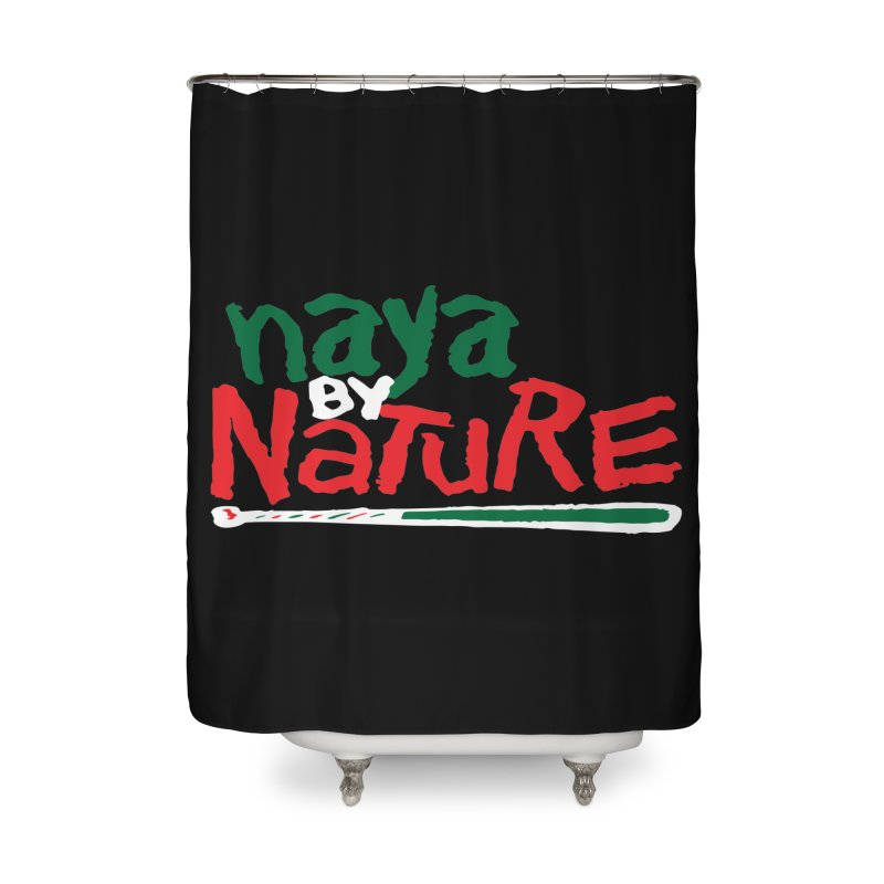 Naya By Nature Home Shower Curtain by The Schwaggering