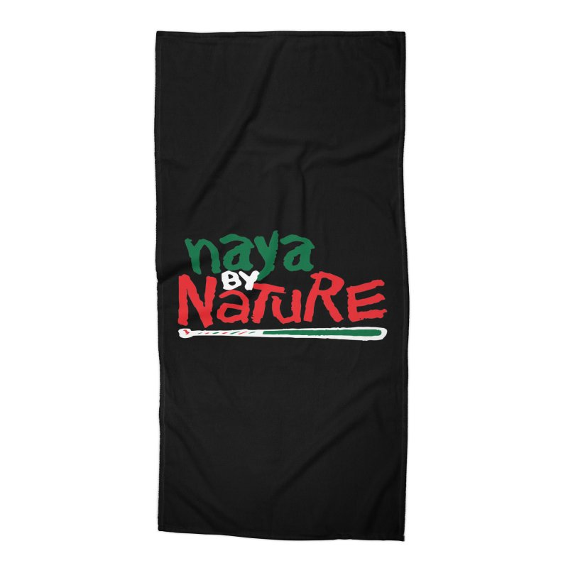 Naya By Nature Accessories Beach Towel by The Schwaggering