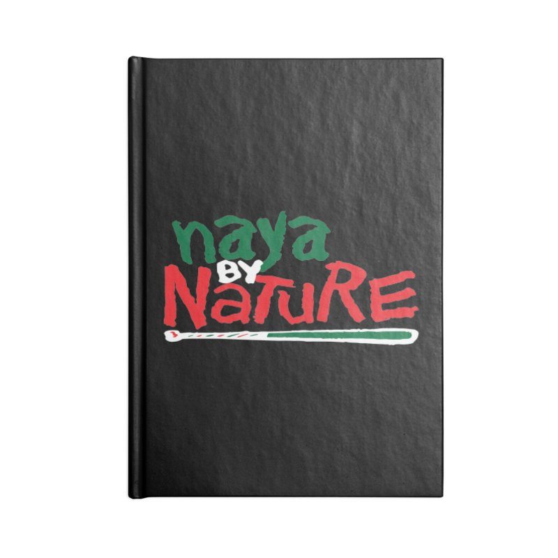Naya By Nature Accessories Notebook by The Schwaggering
