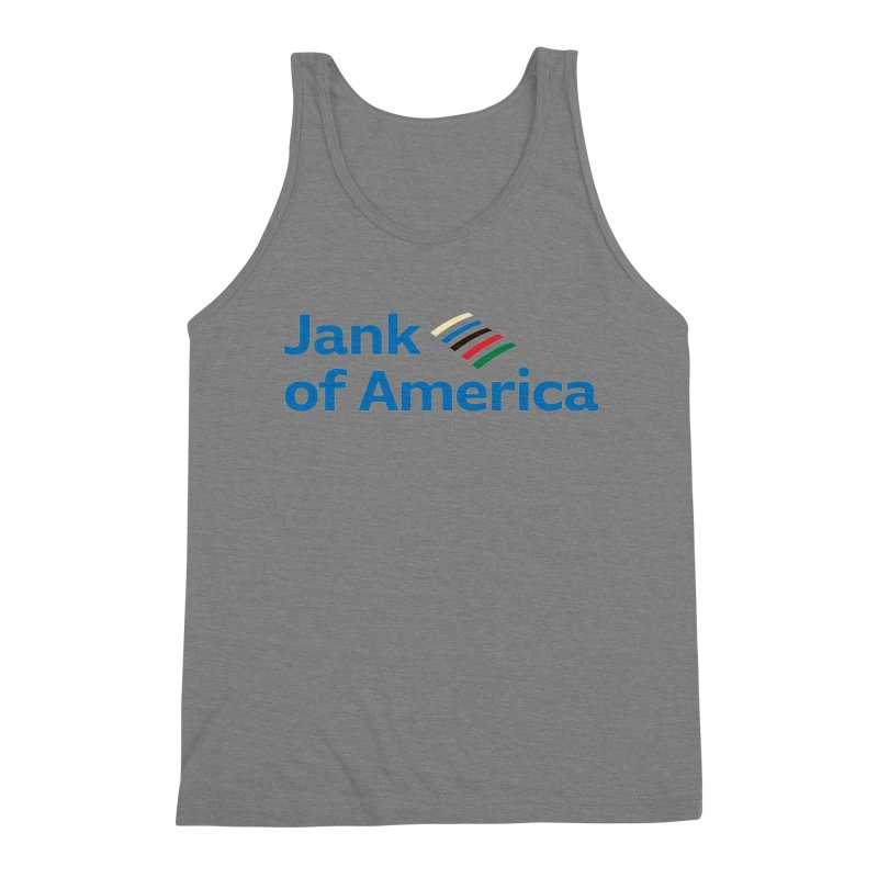 Jank of America Men's Tank by The Schwaggering