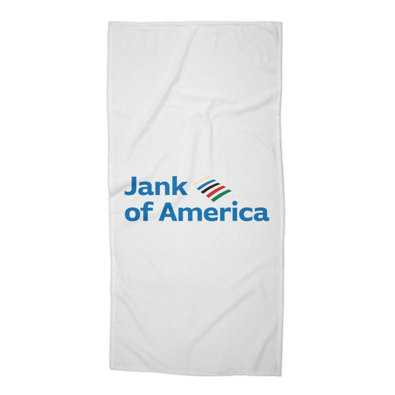 Jank of America Accessories Beach Towel by The Schwaggering