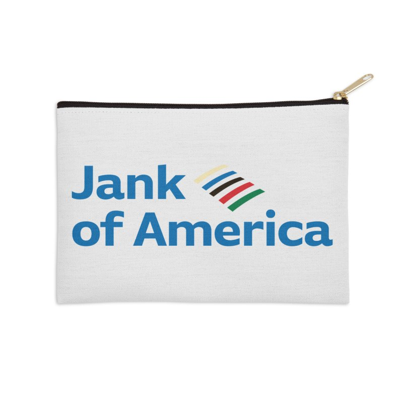 Jank of America Accessories Zip Pouch by The Schwaggering