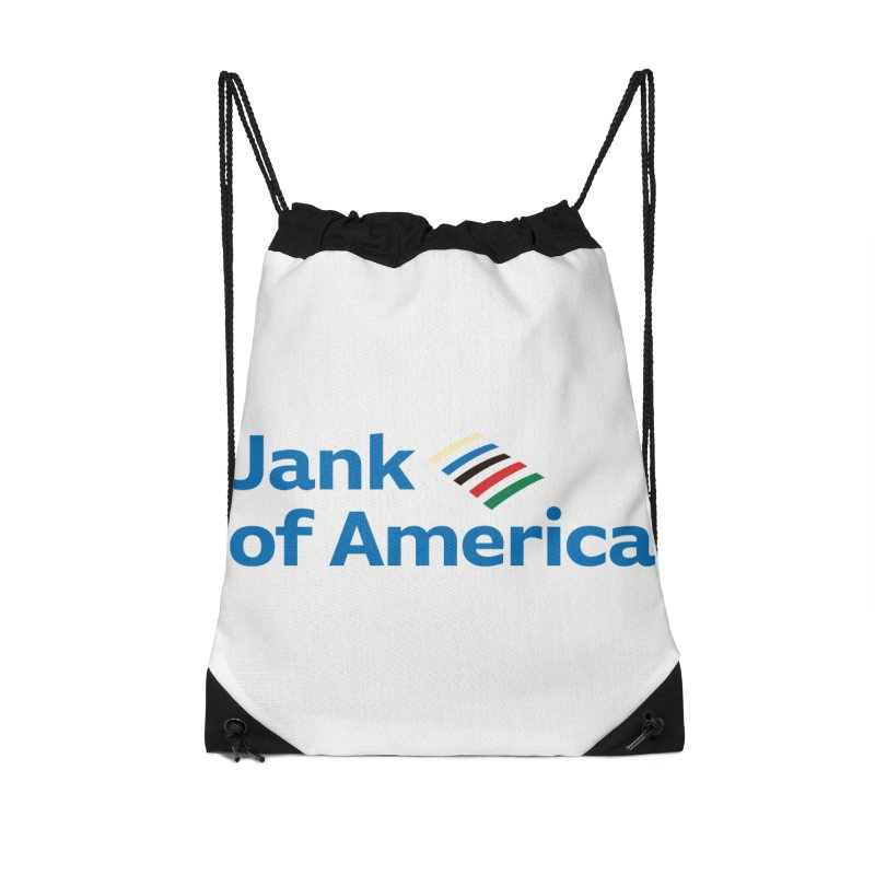 Jank of America Accessories Bag by The Schwaggering